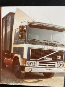 1987 Ny Lastväxlar lastbil