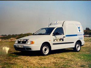 1999 Reisswolf Caddy